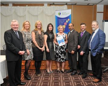 Better health at work award for Northumbria Healthcare