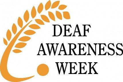 Deaf Awareness Week 2018 – Day Two