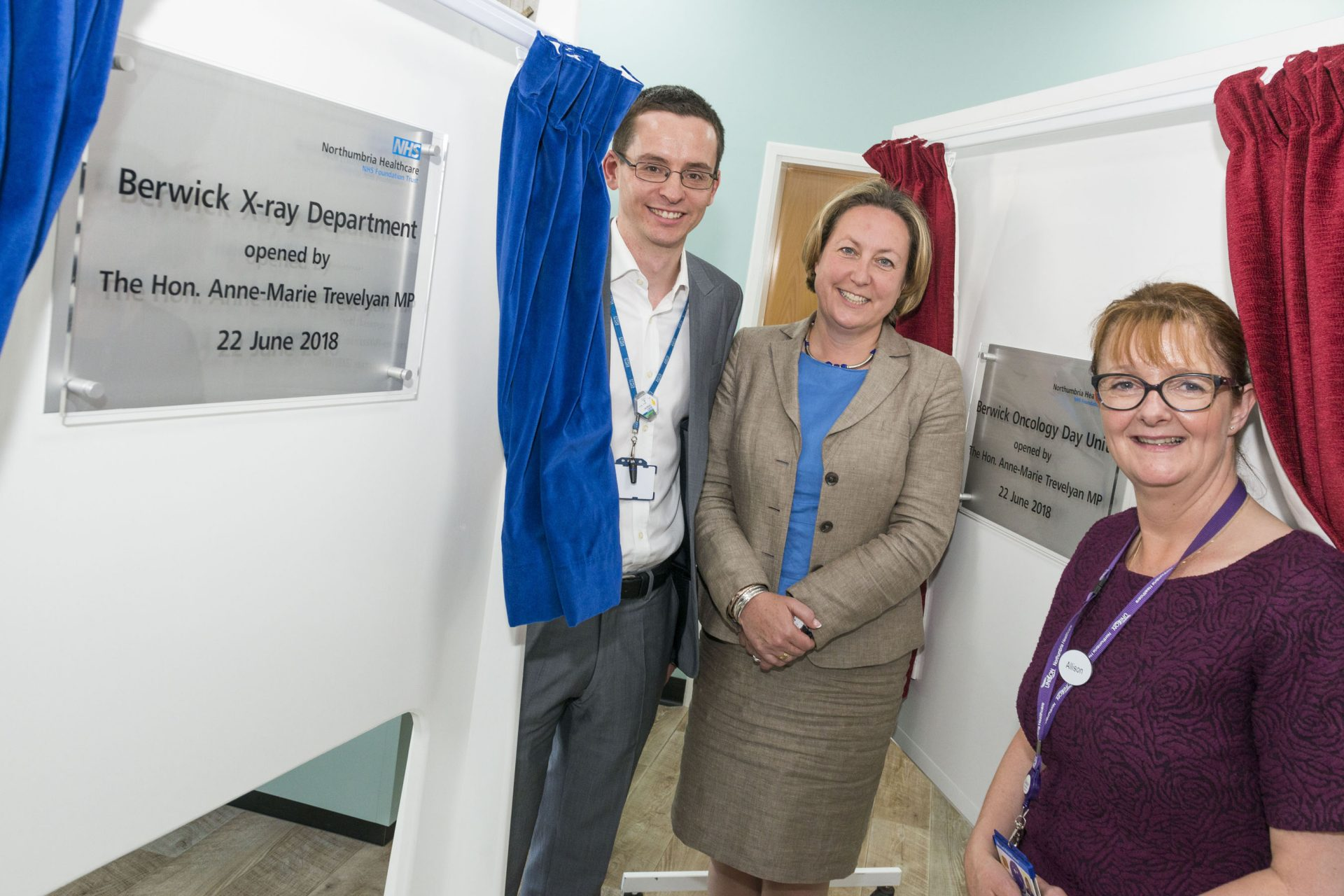 Double investment in patient care in Berwick unveiled