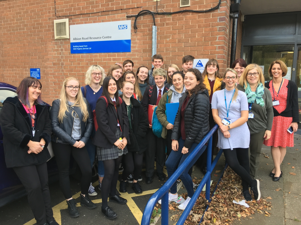 Young people lead mental health clinic re-design