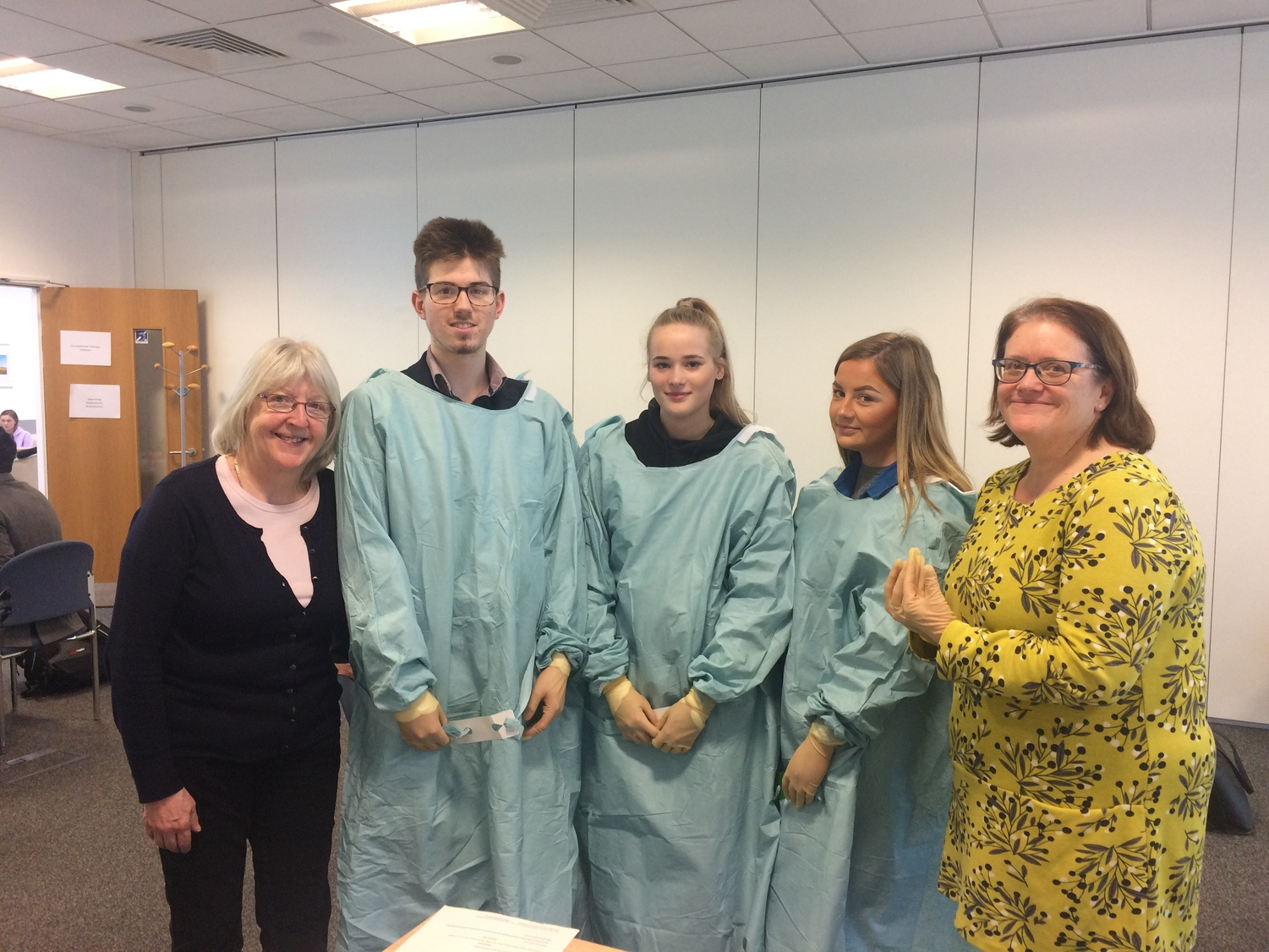 Masterclass gives students insight into health careers