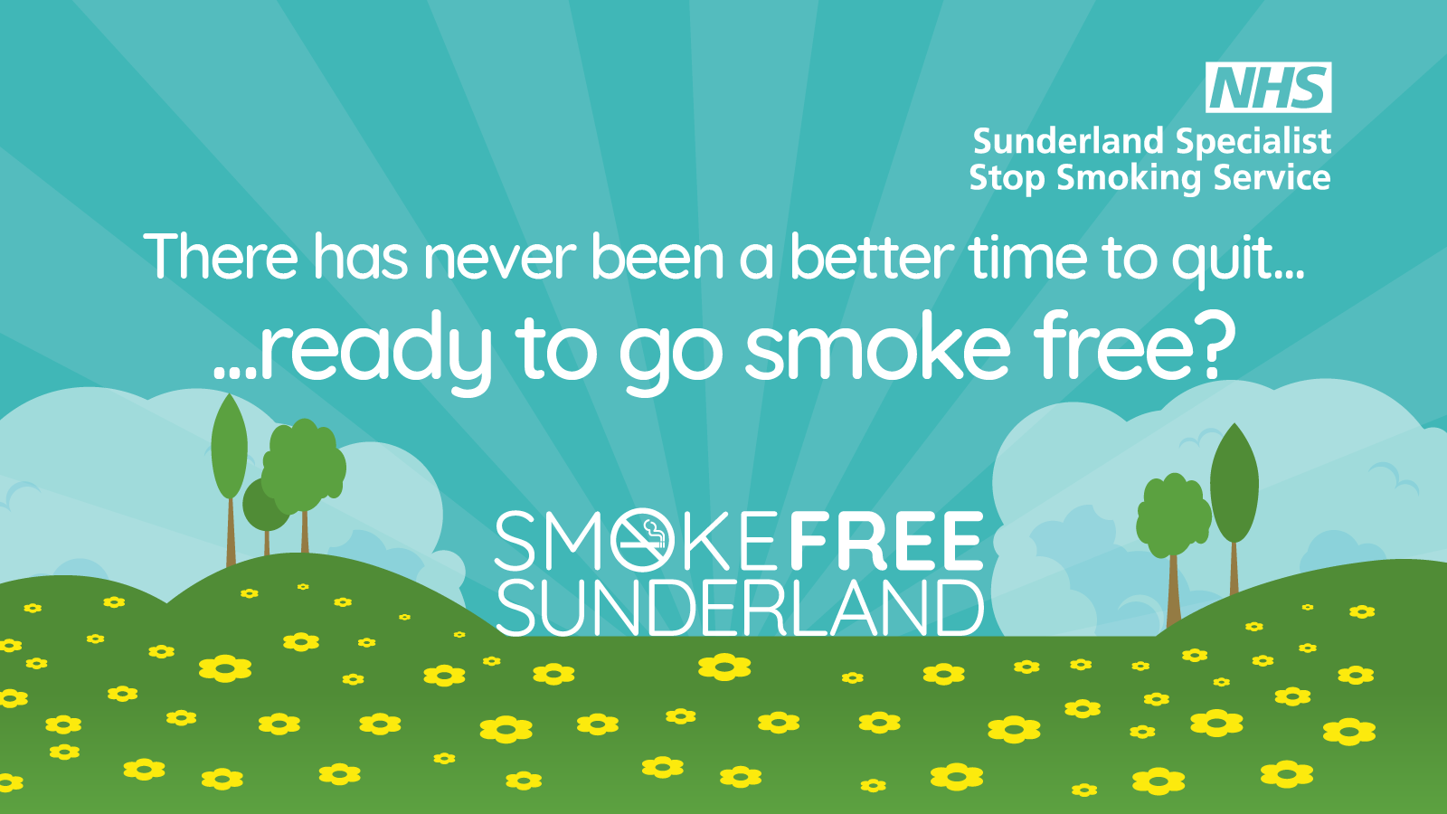 Specialist stop smoking support comes to Sunderland