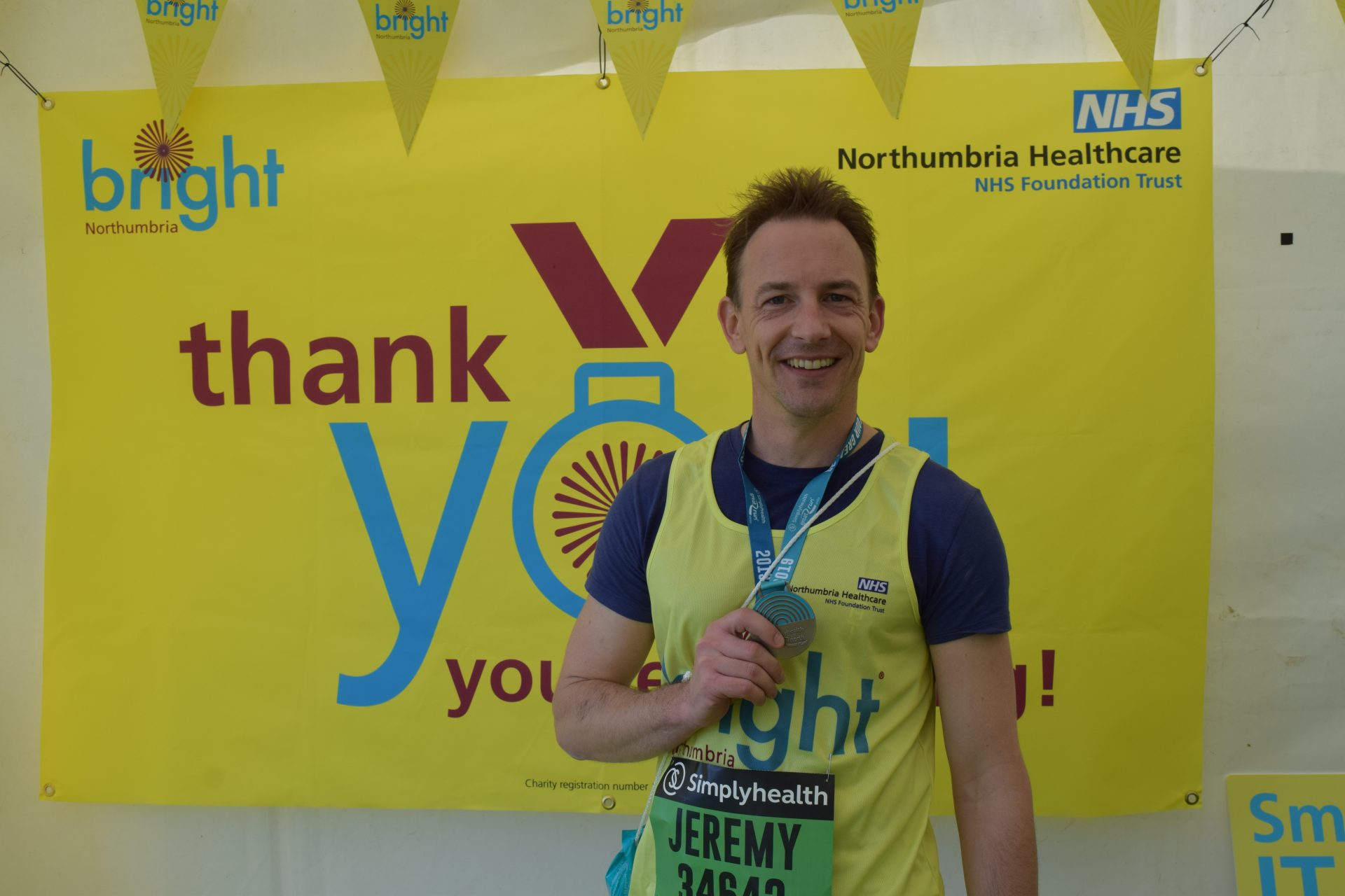 GNR 2019 All the way from Australia - well done Jeremy!