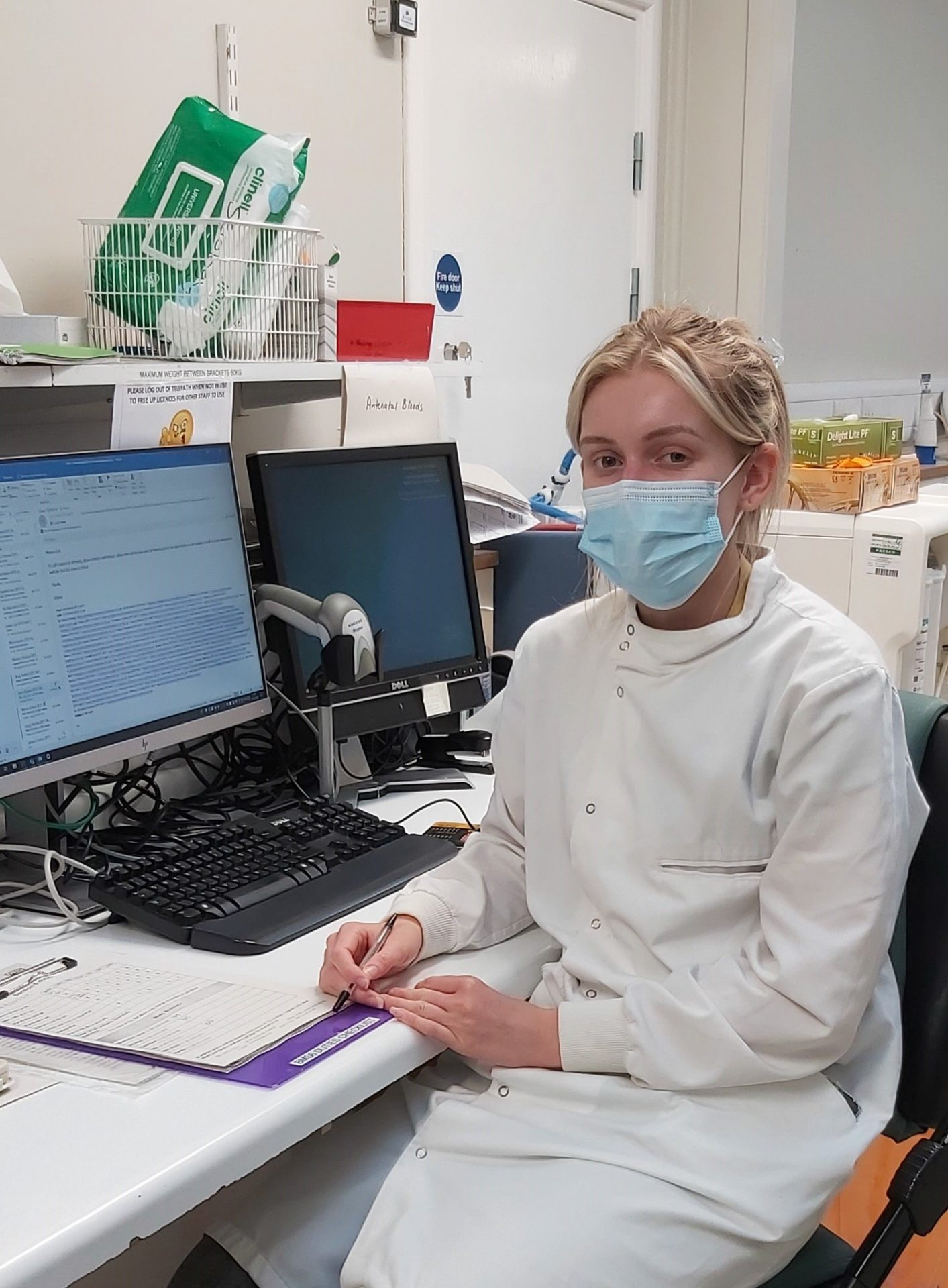 Testing and NHS laboratories have never had a higher profile than they do now. In our latest blog Trainee Biomedical Scientist Dionne Jacques tells us a bit more about her role.