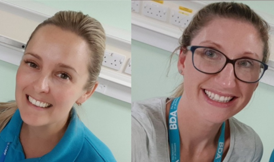 Carolyn and Kathryn, Northumbrian dietitians, tell us what they love about their job on National AHPs Day